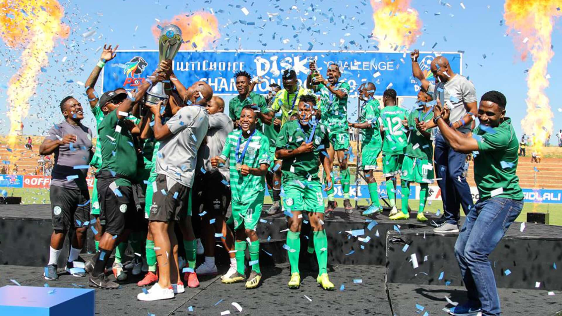 Game-changing Diski Challenge continues to crown new champs – on and off the pitch- image