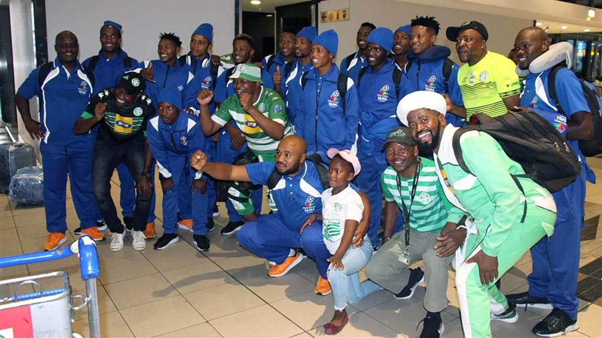 Diski Champions Bloemfontein Celtic London tour