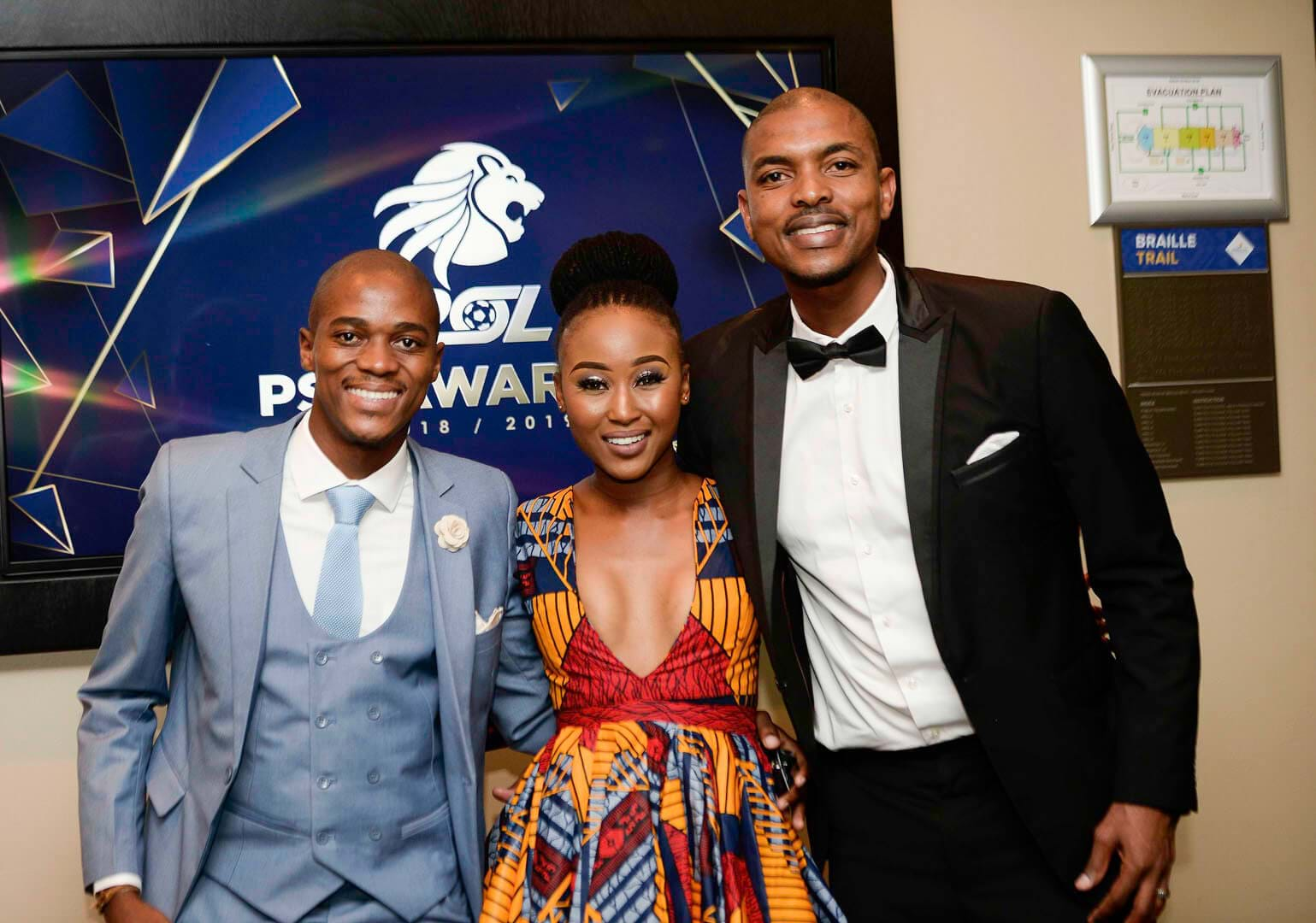 MultiChoice Diski stars shine at the PSL Awards- image