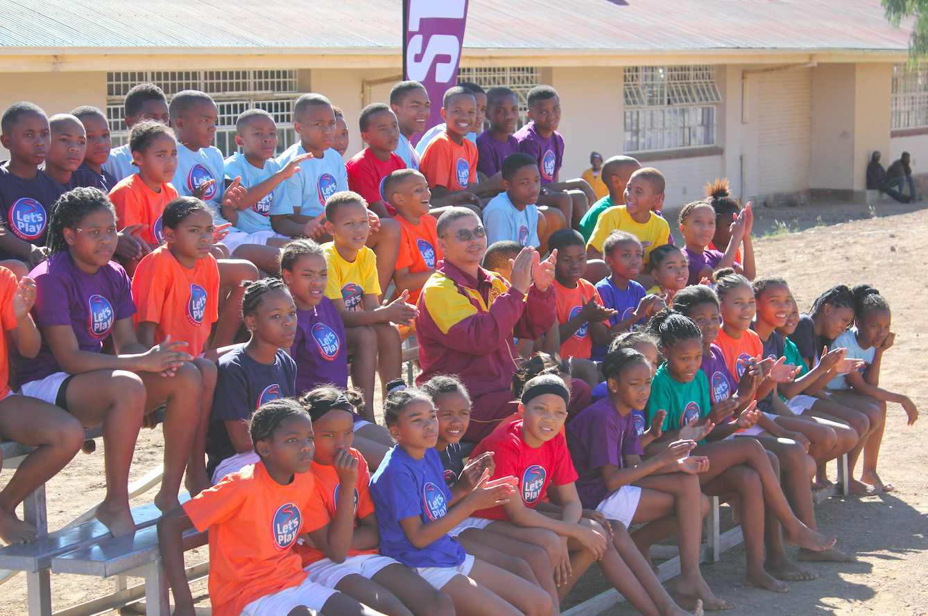 Kroonvale Primary School wins sports court in Let's Play Challenge- image