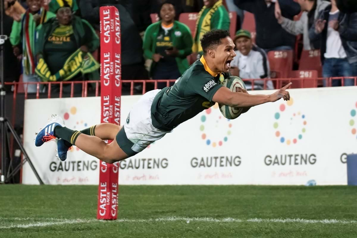 Jantjies second SRC graduate in succession to be nominated for World Rugby's Breakthrough Player of the Year award