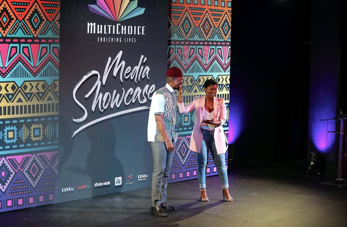 MultiChoice Group hosts media showcase event in Johannesburg