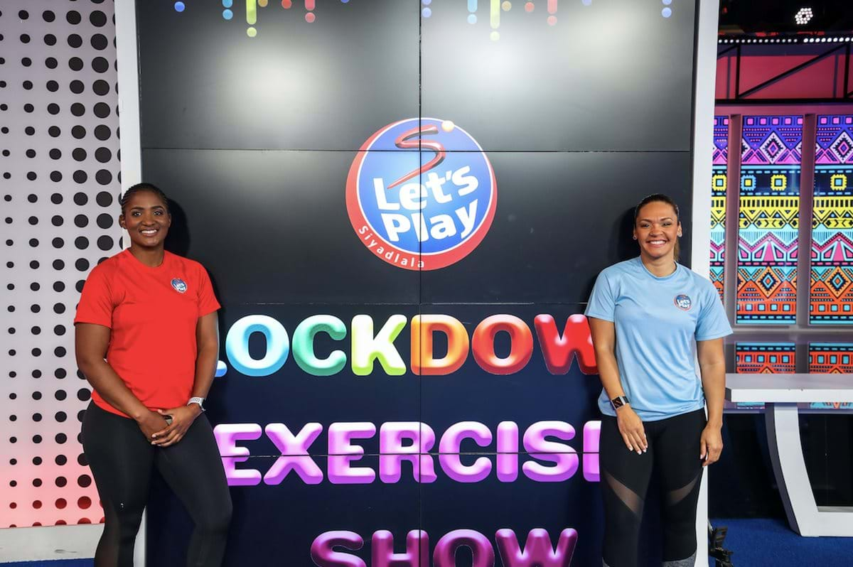 NEW CHILDREN TV EXERCISE PROGRAMME